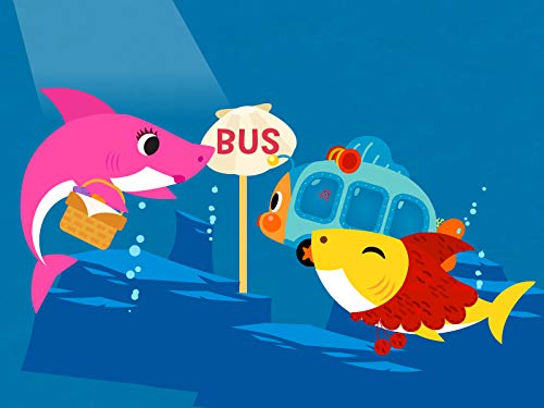 Baby Shark on the Bus