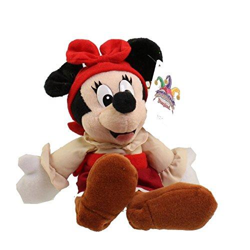 Disney Bean Bag Plush - PIRATE MINNIE (Mickey Mouse) (9 ()