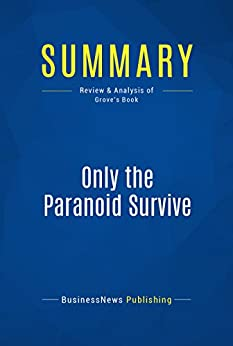 only the paranoid survive ebook