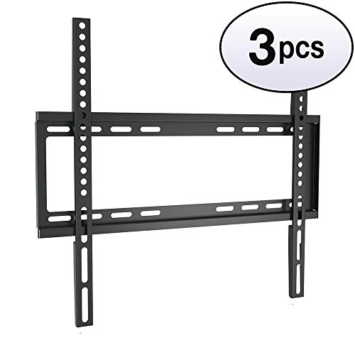 (GOWOS (3 Pack) Ultra Slim TV Mount for 32~55