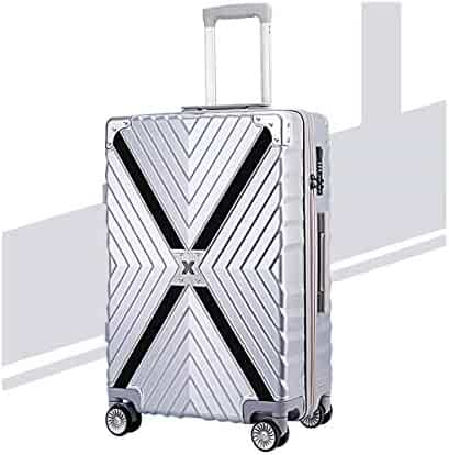 ZJ-Trolley Trolley Case-Waterproof Luggage Box Universal Wheel Suitcase Student Password Box Cloth Box Large Capacity Trolley Case 4 Colors 5 Sizes Optional /&/&