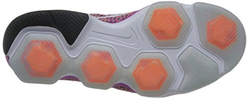 Nike Zoom Fit Agility 684984 Damen Fitnessschuhe Hyper Violet White Black Total Ornage 502