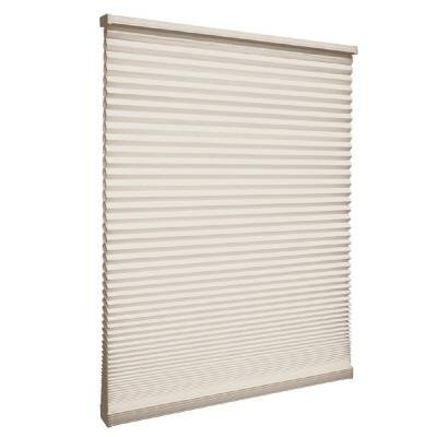 Sahara 9/16 in. Cordless Cellular Shade - 42 in. W x 72 in. ()