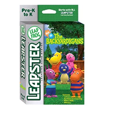 Backyardigans Leapster: Office Products