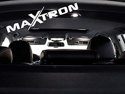 Maxtron Innenraumbeleuchtung Set Für Auto Tucson Tl Tle 6000k Kalt Weiß Beleuchtung Innenlicht Komplettset Auto