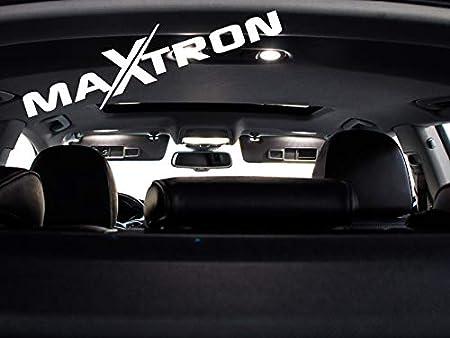 Maxtron Innenraumbeleuchtung Set Für Proceed Cd Und Proceed Gt Cd Ohne Panoramadach 6000k Kalt Weiß Beleuchtung Innenlicht Komplettset Auto