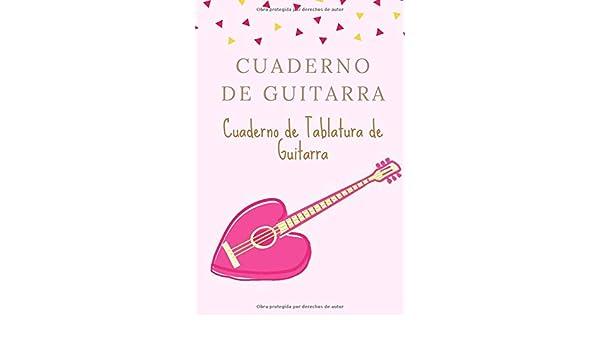 Cuaderno de guitarra: Libro de partituras | Papel escrito a mano | Ahorrar tiempo | 7 tablaturas y 6 diagramas de acordes por página | Para apasionados musica: Amazon.es: Edición, Libro de música: Libros