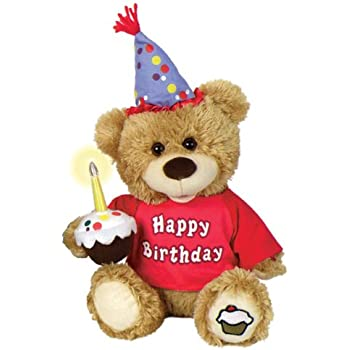 Teddy bear pictures with happy birthday