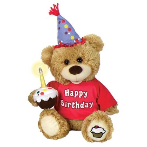 Happy Birthday Teddy Bear: Amazon.com