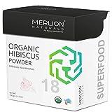 Organic Hibiscus Petals Powder by