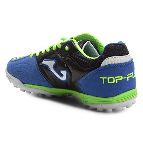 803 Sintetica Uomo Turf Erba Marino Flex Futsal Calcetto Joma Men's Blu Shoes Top Scarpe 4BqE66