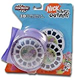 Fairly Odd Parents - ViewMaster Gift Set and 3 Reels in 3D