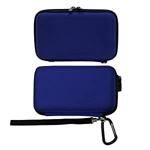 Nylon Cube Hard Shell Protective Carrying Case for Diabetic Organizer Carrying Case / Kit