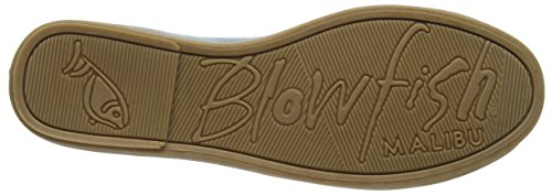 Blowfish Glo 2, Bailarinas para Mujer azul (Chambray)