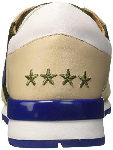 Invicta Unisex-voksen Bicolor Lo Top Verde (militare) 3WeMZi