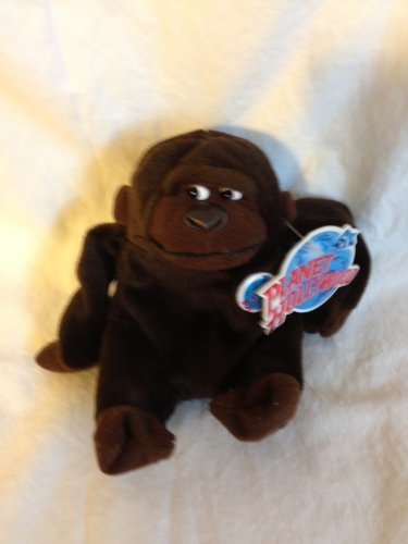 "GEORGE THE GORILLA 5"" by PLANET HOLLYWOOD EXCLUSIVE 1997"