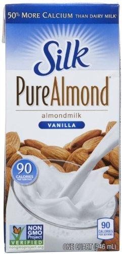 Silk Pure Almond Milk - Vanilla - 32 oz by Silk