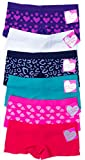 Just Love GP-6P-37006-L Panties for Girls/Girls Panties (Pack of 6)