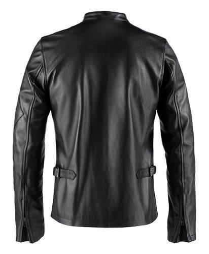 Soul Revolver Cyclops X-Men Leather Jacket - Black - L