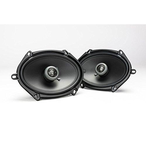 (Maxxsonics FKB168 MB Quart Formula 5x7/6x8-Inch 2-Way Speakers)