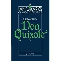 Cervantes: Don Quixote Paperback (Landmarks of World Literature)