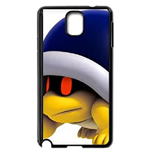 Samsung Galaxy Note 3 Cell Phone Case Black_New Super Mario Bros. U_003 Pupus