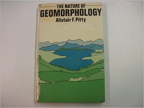 Nature of Geomorphology