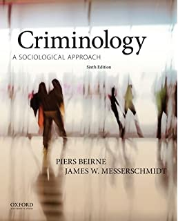 Amazon taking sides clashing views in crime and criminology criminology a sociological approach fandeluxe Image collections