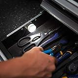 LUXPRO LP172 Waterproof Micro Push LED