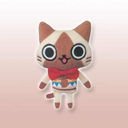 Airu Mura G D award Airou Mascot Plush separately Monster ...