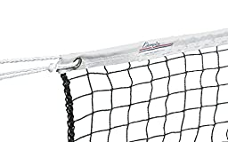 Champion Sports 18-Ply Nylon Badminton Net