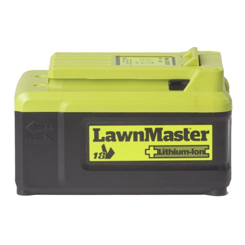 LawnMaster 1800L-BA 18-Volt Lithium Ion Battery ideal Price