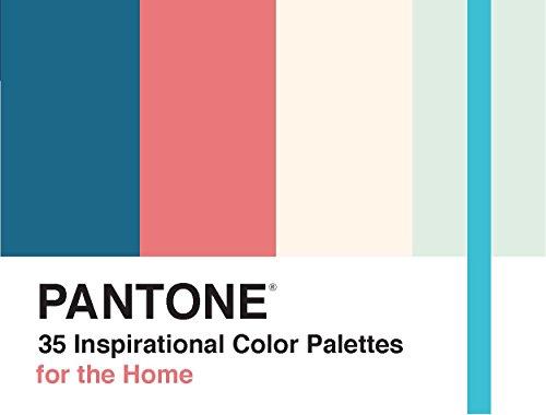 Pantone: 35 Inspirational Color Palettes for the Home (Pantone Deck)