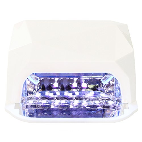 MAKARTT 36W LED UV Nail Dryer Nail Lamp for Both LED and ...