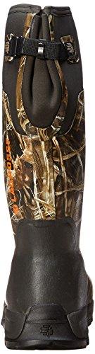 Lacrosse Mens Alphaburly Pro 800g Jacht Boot Realtree Max-5