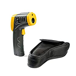 Ooni Plastic Infrared Thermometer 7.5 in. H x 5.1 in. W x 2.5 in. L