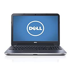 Dell Inspiron 15R i15RM-5125sLV 15.6-Inch Laptop (1.6 GHz Intel Core i5-4200U Processor, 8GB DDR3L, 1TB HDD, Windows 8) Moon Silver [Discontinued By Manufacturer]