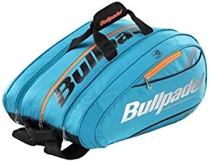 Bullpadel Paletero BPP19002 Mid Capacity 2019 Azul, Adultos Unisex, Multicolor, Talla Unica: Amazon.es: Deportes y aire libre