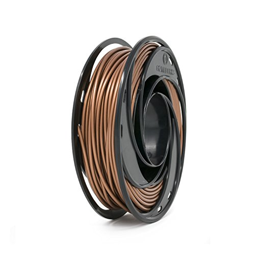 Gizmo Dorks Metal Copper Fill Filament for 3D Printers 1.75mm 200g