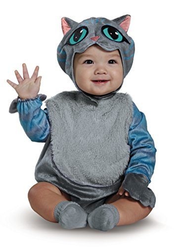 Disney Baby Cheshire Cat Costume, Multi, 12-18 Months (Cheshire Cat Costume Baby)
