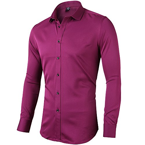 fly front dress shirt - 2