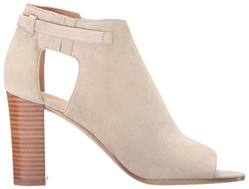 Via Heel Pavilion Giuliana Suede City Block Women's Spiga Grey aqxwBraPv