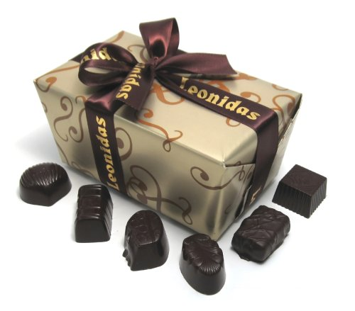 Leonidas Belgian Chocolates: 1 lb Dark Chocolates Assortment