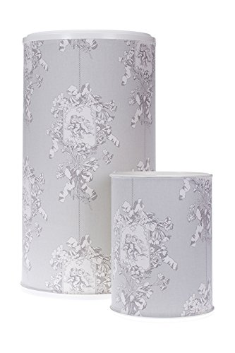 Glenna Jean Hmpr and West Basket Set, Heaven Sent Toile by Glenna Jean