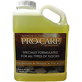 Amazon Com Procare Citrus Cleaner Concentrate 8 Ounce
