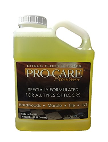 ProCare Citrus Cleaner, 1 Gallon (Cleaning Procare)