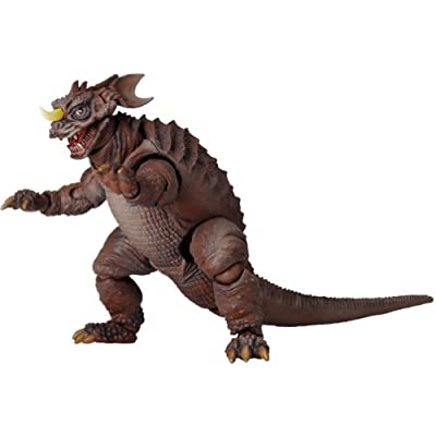 Revoltech Godzilla Kaiyodo SciFi Super Poseable Action Figure-004 Baragon: Toys & Games