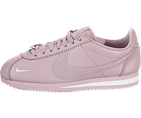 sports shoes bbcae 035b4 Nike Women's Classic Cortez Premium Plum Chalk/White - Import It All