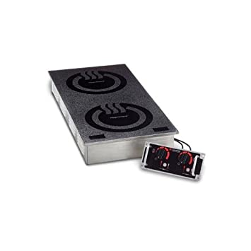 Amazon.com: cooktek mcd-2502 F 208 – 240 V Doble quemador ...