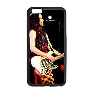 Onshop Alanis Morissette Custom Case for iPhone 6 Plus 5.5 (Laser Technology)